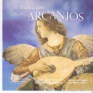 CD A Música dos Arcanjos