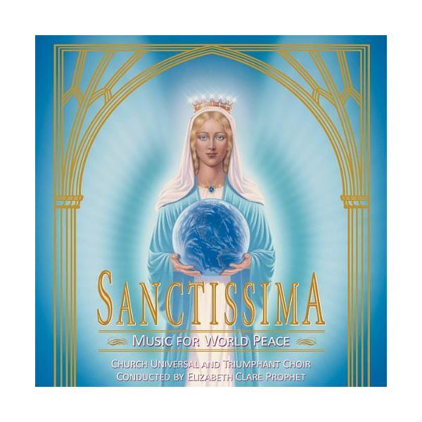CD SANCTISSIMA MUSIC FOR WORLD PEACE